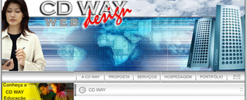 CD WAY - Web Design
